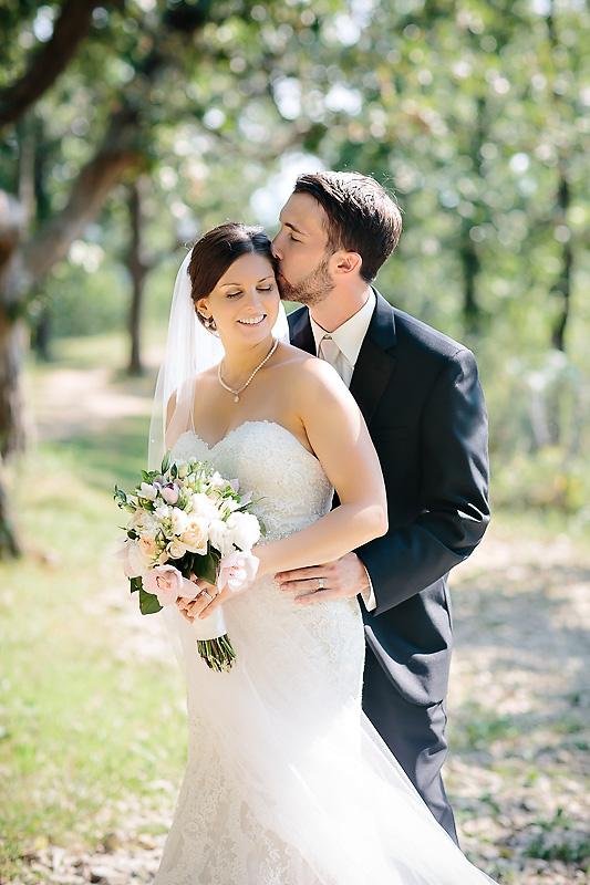 Mark myah s waterfront wedding la crosse wi tiffany for Wedding dresses la crosse wi
