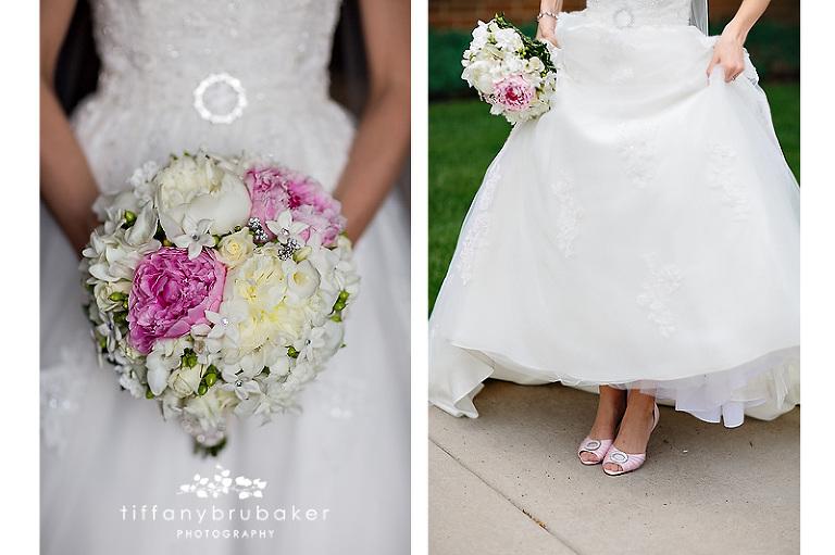 Jake katie s waterfront wedding tiffany brubaker for Wedding dresses la crosse wi
